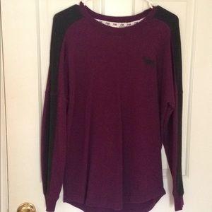 Victoria's Secret plum pullover